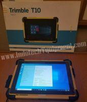 Trimble T10 4G Tablet with TRIMBLE ACCESS
