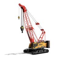 SCE1000A SANY Crawler Crane 100t Lifting Capacity Strong Boom Powerful Chassis