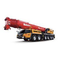 SRC600C SANY Rough-Terrain Crane 60 Ton Lifting Capacity Strong Boom Powerful Chassis