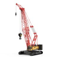 SCA1350A Sany Crawler Crane 150UST(136 Tons) Lifting Capacity