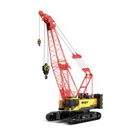 SANY Crawler Crane 150UST(136 Tons) Lifting Capacity