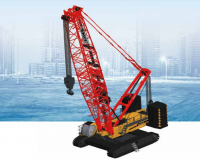 SANY Crawler Crane 286UST(260 Tons) Lifting Capacity