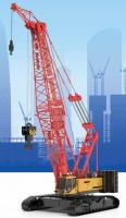 SCC1350A SANY Crawler Crane 135 Tons Lifting Capacity
