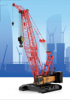 SCC1800A SANY Crawler Crane 180 Tons Lifting Capacity