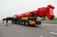 SAC6000 SANY All-terrain Crane 600 Tons Lifting Capacity