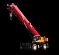 SRC900T SANY Rough-Terrain Crane 90 Tons Lifting Capacity