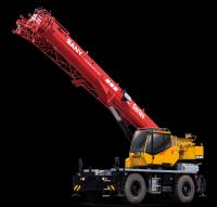 SRC400C SANY Rough-Terrain Crane 40 Tons Lifting Capacity
