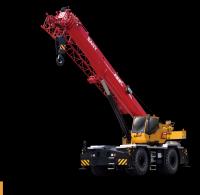SRC600C SANY Rough-Terrain Crane 60 Tons Lifting Capacity