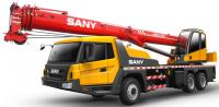 STC160 SANY Truck Crane 16 Ton Lifting Capacity