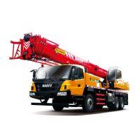 STC250-5 SANY Truck Crane 25 Tons Lifting Capacity