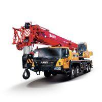 STC500 SANY Truck Crane 50 Tons Lifting Capacity