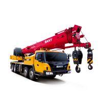 STC300 SANY Truck Crane 30 Tons Lifting Capacity