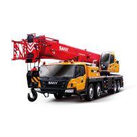 STC700T SANY Truck Crane 70 Tons Lifting Capacity