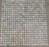 Slate yellow mosaic