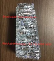 Factory Visit Allowed 99.995% Zinc Alloy Ingot for Electroplating