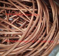 99.99% Copper Wire Scrap Millbery Grade A for Sale