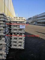 Factory Stock Remelting Aluminum Ingot 99.7% Aluminium Alloy Ingot