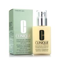 Dramatically Different Moisturizing Lotion+ by Clinique with Pump Very Dry to Dry Combination Skin 125ML