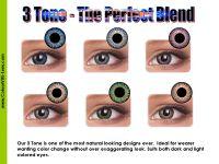 ColourVUE Cosmetic Color Contact Lens