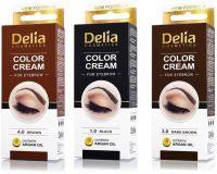 Delia Eyebrow Colour Cream Eyebrow Tint