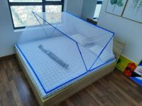 New foldable mosquito net