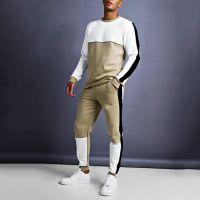 Custom men track suits tracksuits 2021 customize men tracksuit set, wholesale men sweat suits