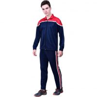 High quality custom sweat suits with logo mens streetwear jogging suit fashion plain tracksuit wholesale
