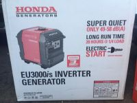 Honda EU3000iS Gasoline Generator