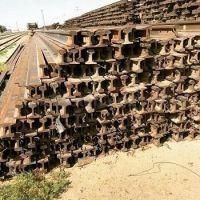 HMS 1 2 Scrap/HMS 1&2, Used Railway Track in Bulk Used Rail Steel Scrap