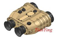 TL300 Military Fusion Thermal Imaging Night Vision Binoculars with prominent marking function