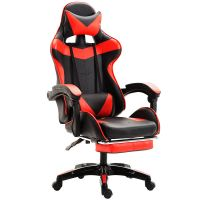 Hot Sale RGB LED New Design High Quality OEM ODM Ergonomic Silla Gamer PC Gaming Swivel Racing Gaming Chair