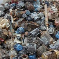 Used Electric Motor Scrap, aluminum wheel scrap, motor scrap