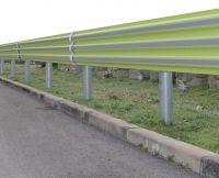 PVC guardrail