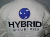 Jiu Jitsu Gold Weave Uniform
