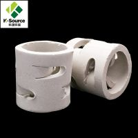 Proper Price Top Quality Random Packing Ceramic Raschig Ring Pall Manufacter