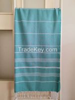 Peshtemal, Bath Towel, Beach Towel, 0 Cotton 95x175cm Sultan Style