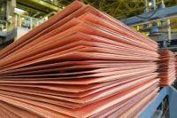 High quality 99.99% Copper cathode +
