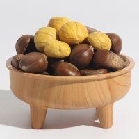 Organic Healthy Raw Fresh Chestnuts