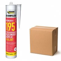 Acrylic silicone adhesive sealant construction material available at great rates