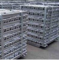 Zinc Ingots metal 99.995% available at great rates