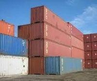 Second hand 20gp 40hq 40ft cheapest used shipping containers for sale