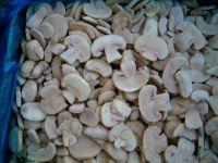 supply good quality mushroom iqf frozen shiitake cut 1/4 cut