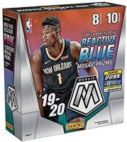 NB-A Panini 2019-20 Prizm Mosaic Basketball Trading Card CELLO Box