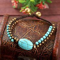 traditional handmade braiding bracelet