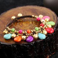 BOHO traditional handmade braiding Bracelet - MCS190