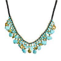 Traditional boho style beading Necklace - MCX021