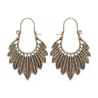 Gothic style alloy Earrings - HQEF-0244