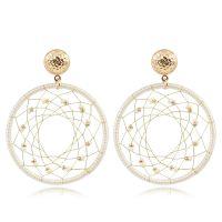 Vintage tassel earrings - HQEF-0150