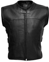 Leather Racers Vest (Racing Wear)