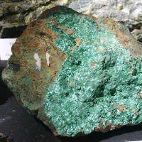 high grade copper ore